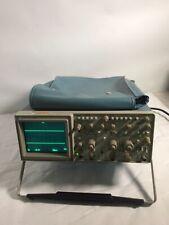 Tektronix 2230 Digital Oscilloscope Tested To Power On No Probe