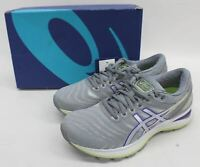 ASICS Ladies White/Pure Silver Gel-Nimbus 22 Running Shoes UK6 EU39.5 BNIB