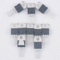 50pcs LM317T LM317 New Voltage Regulator IC 1.2V to 37V 1.5A LDO Power supply