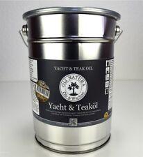 Oli Natura Yachtöl 3 L 19 95 Euro/lteaköl farblos mit Uv-langzeitschutz