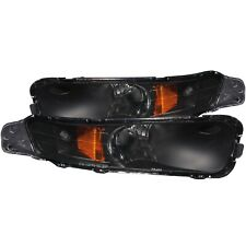 Anzo USA 511002 Euro Parking Lights Fits 05-09 Mustang