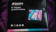 "Jessops 8"" Digital Photo Frame & 4GB Memory stick PF8-171 800 x 600 BOXED"