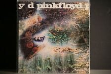 PINK FLOYD SAUCERFUL OF SECRETS LP  UK PRESS SCX6258 EXPORT COPY NEAR MINT