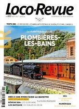 Loco-Revue N°889 - Plombières-les-bains (08/2021)