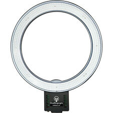 "Diva Ring Light Nebula 18"" LED Dimmable Photo/Video Ring Light"