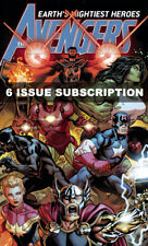 Avengers - 6 Issue Subscription Marvel Comics