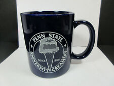 VINTAGE PENN STATE UNIVERSITY CREAMERY ICE CREAM CONE CERAMIC COFFEE MUG CUP
