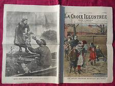 Journal - LA CROIX ILLUSTREE - n° 316 - 1907 - Petits Polonais / Tableau Guillou