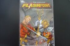 Flashpoint World of Flashpoint Wonder Woman Softcover Graphic Novel (b13)