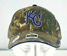 MLB   Kansas City Royals Men's Camo Baseball Hat Adjustable