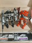 Transformers Movie 2007 Jazz & Swindle COMPLETE w/ instructions ~ loose