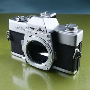 SOLD AS IT ! MINOLTA SRT101 body SLR camera 35mm SRT 101 CLT Japan ☆☆☆☆