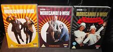 Morecambe & Wise Series 1-3 + Christmas Specials (DVD's)