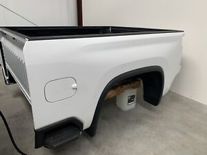 2019 2020 2021 Chevy Silverado 2500, 3500 6 1/2' Short Bed Pickup Box Truck Bed