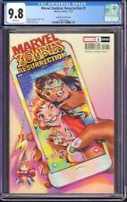 Marvel Zombies: Resurrection #1 (Marvel Comics, 2020) CGC 9.8 Gonzales Variant