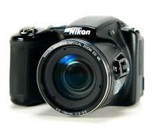 Nikon COOLPIX L830 16MP Digital Camera Zoom 34x Optical, 68x Digital, 1080p HD
