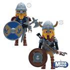 PLAYMOBIL FIGURA Vikingos Pertinentes GOTE con accesorio La aventura RARO