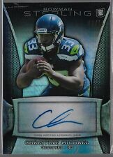 2013 Bowman Sterling Prism Refractor Christine Michael Auto Rc Serial # /15 RARE