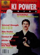 RARE 1/92 KI  POWER MAGAZINE BLACK BELT MARTIAL ARTS KARATE KUNG FU AIKIDO
