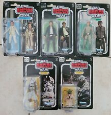 star wars black series empire strikes back 40th figure lot of 5 no reserve