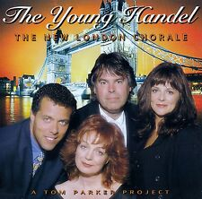 THE NEW LONDON CHORALE : THE YOUNG HANDEL / CD - TOP-ZUSTAND