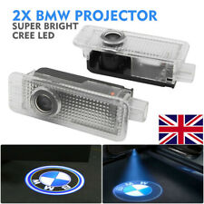 Car Door Entry Light Cree LED Projector Puddle Courtesy LOGO Lamp Fit For BMW UK