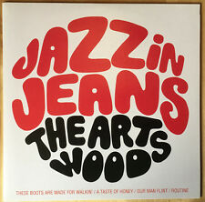"""The Artwoods Jazz in Jeans Mono 1966 rare 45 7"""" EP (REPRODUCTION Decca DFE 8654)"""