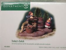 """Dept 56 New England Village """"Today's Catch"""" #56 56693"""