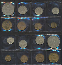 MGS RUSSLAND SOWJETUNION Republik LOT - 8 Münzen 1961-1972