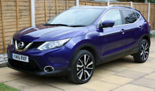 Qashqai Cruise Control Cars 1 excl. current Previous owners