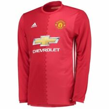 Maillots de football adidas manches longues taille S