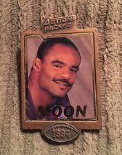 1994 Warren Moon Minnesota Vikings Action Packed NFL QB Club Series Pin