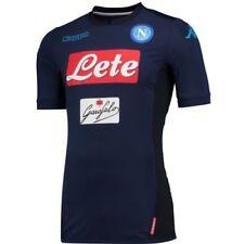Terza maglia da calcio di squadre italiane blu senza indossata in partita