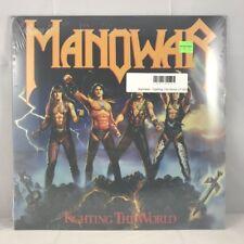 Manowar - Fighting The World LP NEW