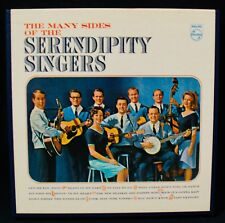 THE SERENDIPITY SINGERS: The Many Sides Of-Reel To Reel Tape-PHILIPS #PTC 600134