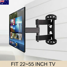 "32-55"" Solid Arm TV Wall Mount Bracket for Samsung Panasonic Philips Sony LG LED"