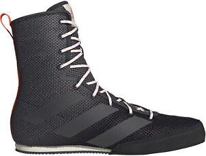 adidas Box Hog 3 Mens Boxing Shoes - Black
