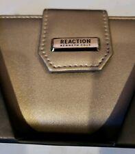 Kenneth Cole Reaction Women's Whitney Wallet Organizer Gold Rose Gold NIB 108833