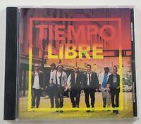 Tiempo Libre Panamericano CD 2015 Universal Music Latino PROMO