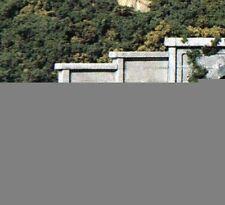 C1258 Woodland Scenics OO/HO Gauge Retain Wall Concrete Pack Of 3