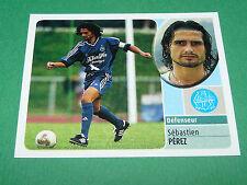 SEBASTIEN PEREZ OLYMPIQUE MARSEILLE OM PANINI FOOT 2003 FOOTBALL 2002-2003