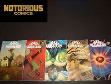 Farmhand 1 2 3 4 5 Complete Comic Lot Run Set Rob Guillory Image Collection