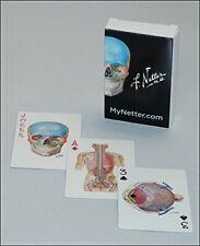 Netter Playing Cards: Netter's Anatomy Art Card, Netter.=