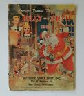 Vtg 1955 Christmas Toy Catalog Billy & Ruth Outdoor Sport Shop Eau Claire WI