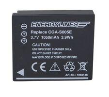 Battery Cover for Panasonic CGA-S005; CGA-S005A; CGA-S005A/1B Energylines