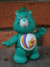 THANKS A LOT BEAR Vintage Poseable CARE BEARS Figure Kenner 1980s 3 inch Figure