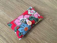 Packet Tissue Holder - Handmade Using Cath Kidston Camden Fabric