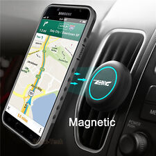For Samsung Note 8/S8 /iPhone X /8 Cell Phone Car Mount Air Vent Magnetic Holder