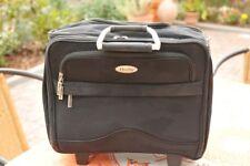 Petit bagage a main Dunlop sur roulettes, etat impeccable
