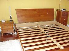 Scandinavian Cherry Bedroom Set